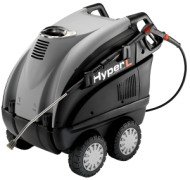 HOT WATER HIGH PRESSURE CLEANER HYPER LR 1614 LP hyper lr lp