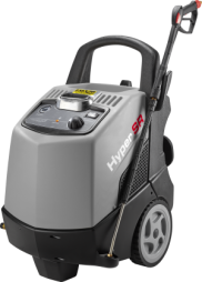 HOT WATER HIGH PRESSURE CLEANER HYPER SR 1509 LP hyper sr lp